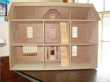Мебель для кукол из коробок своими руками фото 961